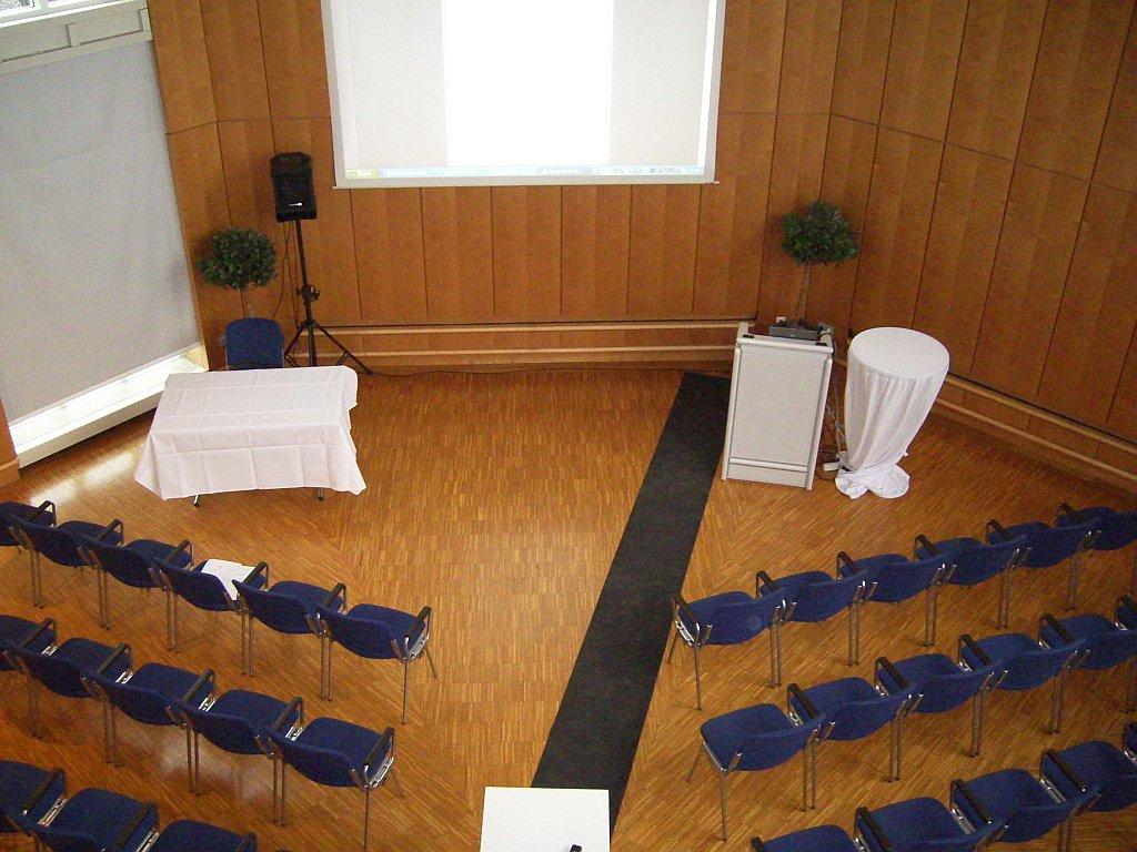 Tagung im Bürgersaal