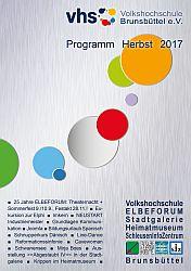 Programmheft Herbst 2017