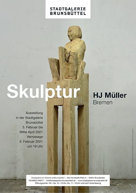 Plakat HJ Müller