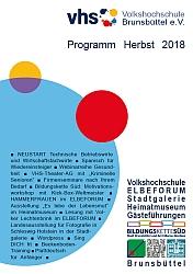 Programmheft Herbst 2018