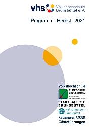 Programmheft Herbst 2021